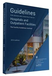 2014 FGI Guidelines for Design and Construction of Hospitals and Outpatient Facilities