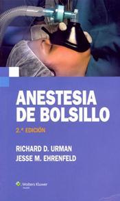 Anestesia de Bolsillo (Pocket Anesthesia) Cover Image