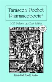 Tarascon Pocket Pharmacopoeia 2015. Deluxe Lab-Coat Pocket Edition