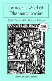 Tarascon Pocket Pharmacopoeia. Classic Shirt Pocket Edition 2015