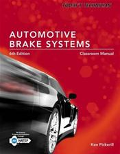 Today's Technician: Automotive Brake Systems. Includes Classroom Manual and Shop Manual. 2 Books
