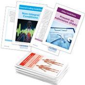 ICD-10-CM Flash Cards