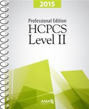 HCPCS 2015: Level II Professional Edition. Includes Netter's Anatomy Art