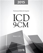 ICD-9-CM 2015: Professional Edition for Hospitals. Volumes 1, 2 & 3 in 1 Book along with a companion website