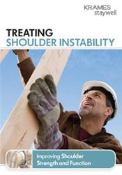 Treating Shoulder Instability: Improving Shoulder Strength and Function Booklet