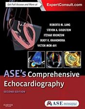 ASES Comprehensive Echoardiography. Text with Access Code (Expert Consult) Cover Image