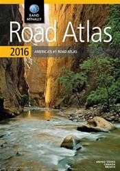 Rand McNally Road Atlas 2016: United States, Canada, and Mexico