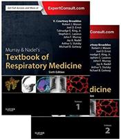 Murray and Nadels Textbook of Respiratory Medicine. 2 Volume Set. Text with Access Code (Expert Consult) Cover Image