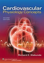 West Respiratory Physiology 9E;  Klabunde Cardiovascular Physiology Concepts; Cover Image