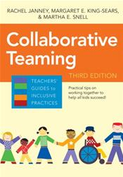 Teacher' Guide to Inclusive Practices: Behavior Support