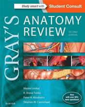 Grays Anatomy Review. Text with Access Code (Student Consult) Cover Image