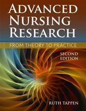 Advanced Nursing Research: From Theory to Practice Cover Image