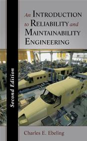 Introduction to Reliability and Maintainability Engineering. Text with CD-ROM