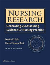 Nursing Research: Generating and Assessing Evidence for Nursing Practice. Text with Access Code