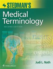 Stedman's Medical Terminology. Text with Access Code