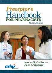 Preceptor's Handbook for Pharmacists