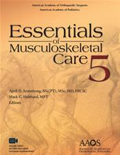 Essentials of Musculoskeletal Care. Text with Access Code Cover Image