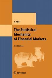 Statistical Mechanics of Financial Markets