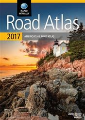 Rand McNally Road Atlas 2017: United States, Canada, and Mexico