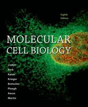 Molecular Cell Biology Cover Image