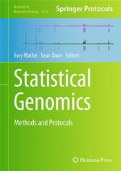 Statistical Genomics: Methods and Protocols Cover Image