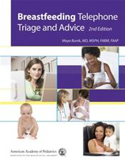 Breastfeeding Telephone Triage and Advice Cover Image