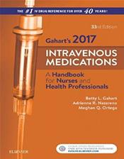 Intravenous Medications: A Handbook for Nurses and Health Professionals 2017
