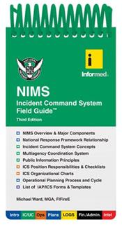National Incident Command System (NIMS) Field Guide