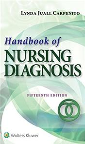 Handbook of Nursing Diagnosis. Text with Access Code