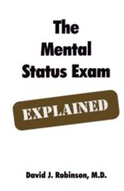 Mental Status Exam - Explained