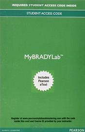 Mybradylab with Pearson Etext -- Access Card -- For Paramedic Care Principles & Practice, Volumes 1-5
