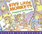 Five Little Monkeys Jumping on the Bed. 25th Anniversary Edition