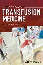 Transfusion Medicine Cover Image