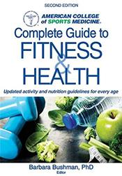 ACSMs Complete Guide to Fitness  Health Image