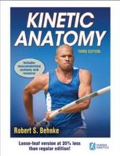 Kinetic Anatomy. Text with Access Code Cover Image