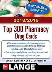 2018-2019 Top 300 Pharmacy Drug Cards