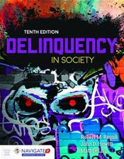 Delinquency in Society. Text with Access Code