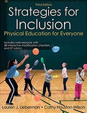 Strategies for Inclusion: A Handbook for Physical Educators. Text with Access Code