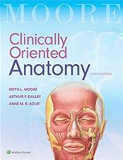 Clinically Oriented Anatomy. Text with Access Code