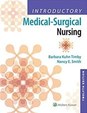 Introductory Medical-Surgical Nursing. Text with Access Code