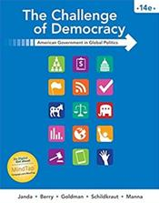 Challenge of Democracy: American Government in Global Politics