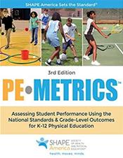 PE Metrics: Assessing National Standards 1-6 in Elementary School. Text with CD-ROM