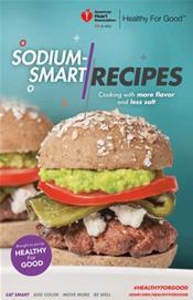 Sodium-Smart Recipe Magazine