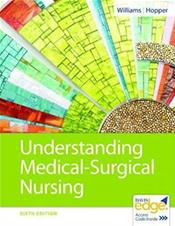 Understanding Medical Surgical Nursing. Text with Access Code