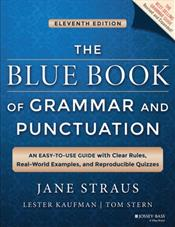 Blue Book of Grammar and Punctuation: An Easy-To-Use Guide with Clear Rules, Real-World Examples, and Reproducible Quizzes