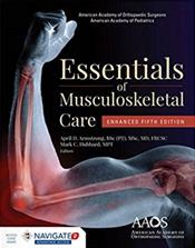 Essentials of Musculoskeletal Care 5. Text with Access Code Cover Image