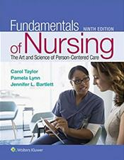 Fundamentals of Nursing: The Art and Science of Person-Centered Care. Text with Access Code