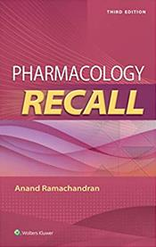 Pharmacology Recall. Text with Access Code