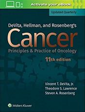 DeVita, Hellman, and Rosenbergs Cancer: Principles and Practice of Oncology. Text with Access Code Cover Image