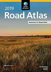 Rand McNally Road Atlas 2019: United States, Canada, and Mexico